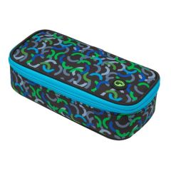 Bagmaster Case Theory 9 E Green/blue/black