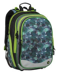 Bagmaster Element 9 B Black/green/gray