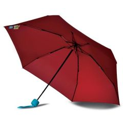 BG Berlin Aegis Umbrella Mini Ribbon Red