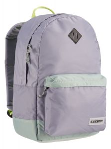 Burton Kettle Pack Lilac Gray Flight Satin