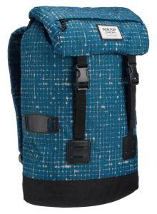 Burton Tinder Pack Blue Sapphire Ripstop Texture Print
