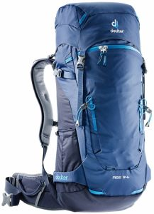 Deuter Rise 34+ Steel-navy