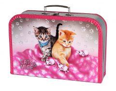 Emipo Kufřík Cats & Mice
