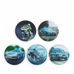 Ergobag Kletties 5 Policie