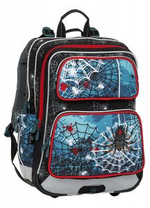 Bagmaster Galaxy 8 B Black/blue/red
