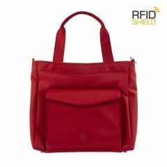 Heys HiLite RFID Laptop Tablet Tote Red