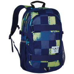 Chiemsee Hyper backpack S17 Swirl Checks