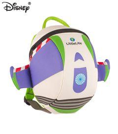 LittleLife Disney Kids Daysack 4 l Buzz Lightyear