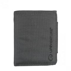 Lifeventure RFiD Wallet Grey