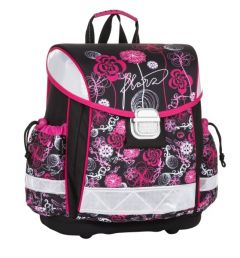 Bagmaster Lim 8 A Black/pink/white