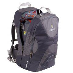 LittleLife Traveller S4 Child Carrier Grey