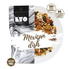LYOfood Mexická pánev běžná porce