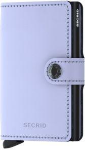 Secrid Miniwallet Matte Lilac-Black