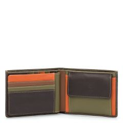 Mywalit Large Men's Wallet w/Britelite Safari Multi
