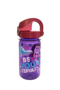 Nalgene On the Fly Kids 0,35 l Purple/ Beet BeYouTiful