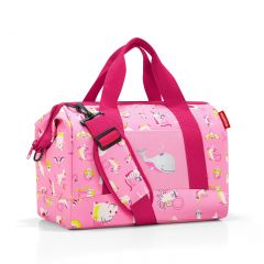 Reisenthel Allrounder M Kids Abc friends pink