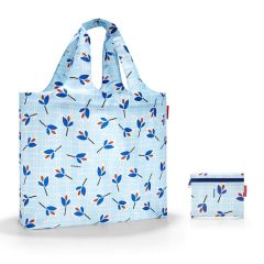 Reisenthel Mini Maxi Beachbag Leaves Blue