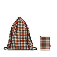 Reisenthel Mini Maxi Sacpack Glencheck Red