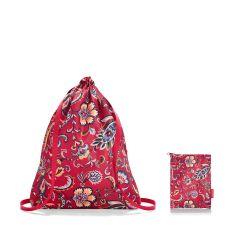 Reisenthel Mini Maxi Sacpack Paisley Ruby