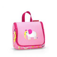 Reisenthel Toiletbag S Kids Abc friends pink