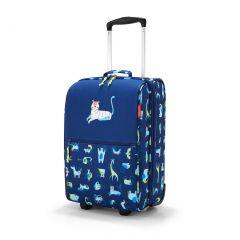 Reisenthel Trolley XS Kids Abc friends blue