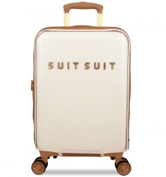 SUITSUIT Fab Seventies Obal na kufr S AS-71145 Golden Brown