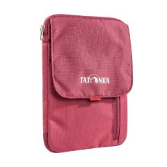 Tatonka Check In Folder Bordeaux red