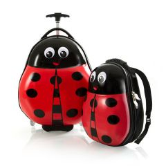 Heys Travel Tots Lady Bug – sada batohu a kufru