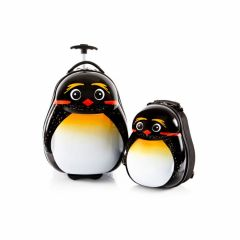 Heys Travel Tots Emperor Penguin – sada batohu a kufru