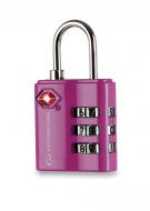 Lifeventure TSA Combi Lock pink