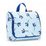 Reisenthel Toiletbag XL Leaves Blue