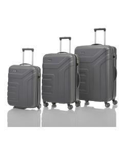 Travelite Vector 2w S, 4w M,L – sada 3 kufrů