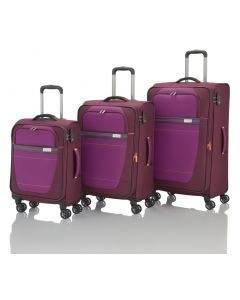 Travelite Meteor 4w S,M,L – sada 3 kufrů
