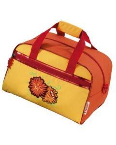 Hama Step by Step Květiny sportovní taška