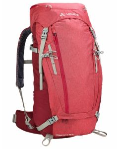 Vaude Women's Asymmetric 38+8 Indian red