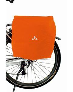 Vaude Raincover for bike bags orange