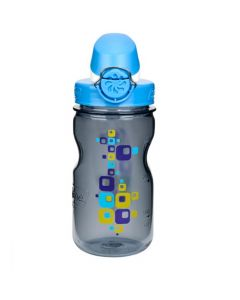 Nalgene On the Fly Kids 0,35 l Gray/ Squares