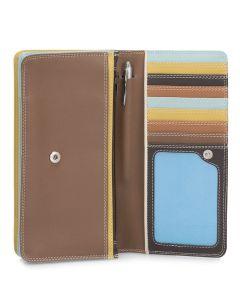 Mywalit Medium Matinee Purse/Wallet Mocha