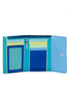 Mywalit Double Flap Purse/Wallet Seascape