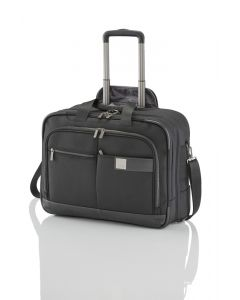 Titan Power Pack 2w Business Wheeler Black