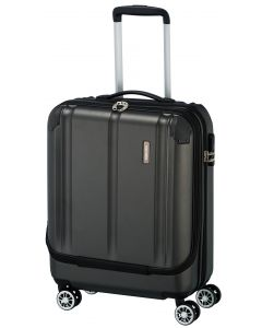 Travelite City 4w Business wheeler S Anthracite