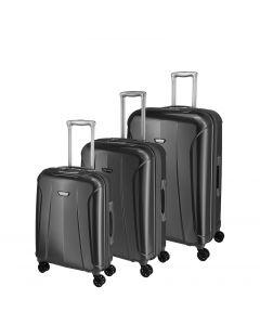 Travelite Elbe 4w S,M,L – sada 3 kufrů
