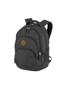 Travelite Basics Backpack Melange Anthracite