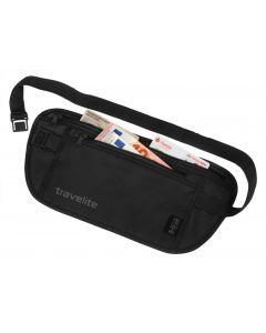Travelite Waist pouch RFID Black