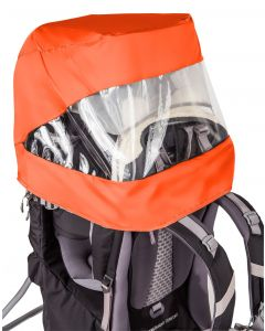Vaude Sun Raincover Combination Shuttle orange
