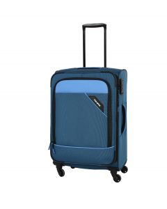 Travelite Derby 4w M Blue