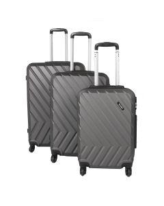 Travelite Quick 4w S,M,L – sada 3 kufrů