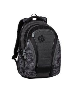 studentský batoh Bagmaster Bag 20 A Gray/black