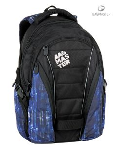 Bagmaster Bag 7 G Black/blue/white