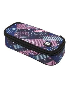 Bagmaster Case Bag 9 A Pink/petrol/black